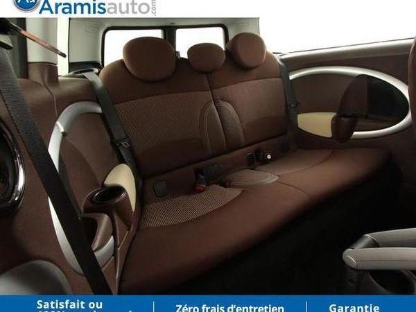 aramisauto mougins mini clubman 122ch cooper pack chili mougins 06250 annonce rv262811. Black Bedroom Furniture Sets. Home Design Ideas