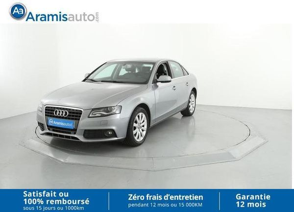 voiture audi a4 2 0 tdi 143 multitronic a ambition luxe occasion diesel 2010 68939 km. Black Bedroom Furniture Sets. Home Design Ideas