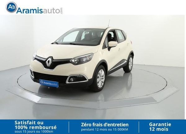voiture renault captur tce 120 zen edc occasion essence 2014 25872 km 13990 rennes. Black Bedroom Furniture Sets. Home Design Ideas