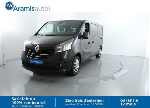voiture renault trafic dci 125 energy intens l2 9 places. Black Bedroom Furniture Sets. Home Design Ideas