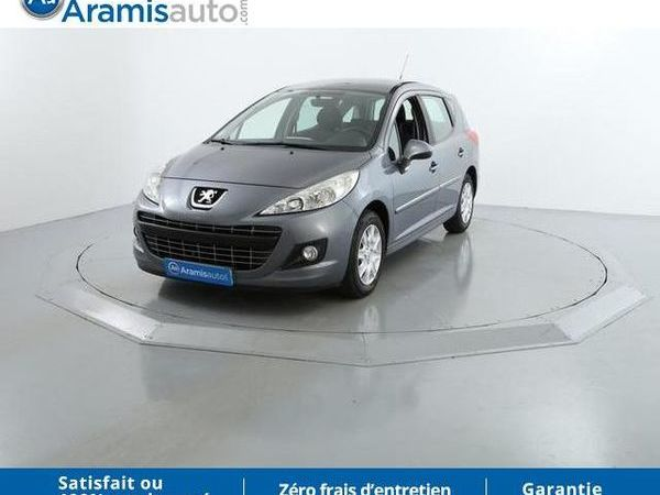 voiture peugeot 207 sw 1 6 hdi 92 bvm5 active occasion diesel 2011 62165 km 8290. Black Bedroom Furniture Sets. Home Design Ideas
