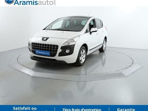 voiture peugeot 3008 1 6 hdi 115 bvm6 active navigation. Black Bedroom Furniture Sets. Home Design Ideas