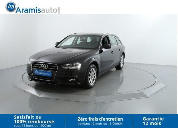 voiture audi a4 2 0 tdi 120 business line occasion diesel 2012 96495 km 14990 aix en. Black Bedroom Furniture Sets. Home Design Ideas
