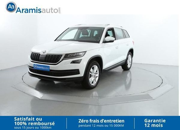 voiture skoda kodiaq 2 0 tdi 150 dsg7 style 7pl toit pano. Black Bedroom Furniture Sets. Home Design Ideas