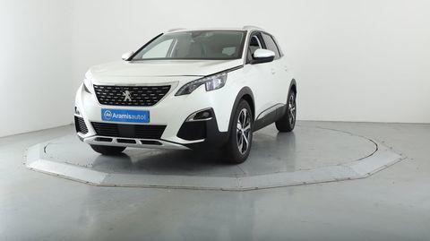 Peugeot 3008 1.2 Puretech 130 EAT8 Allure Business 2019 occasion Dammarie-les-Lys 77190