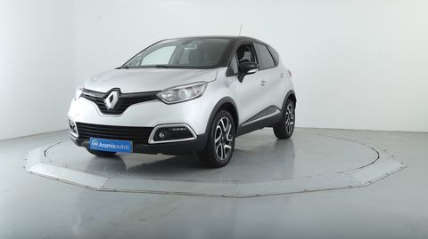 Renault Captur 0.9 TCe 90 BVM5 Intens 2016 occasion Mauguio 34130