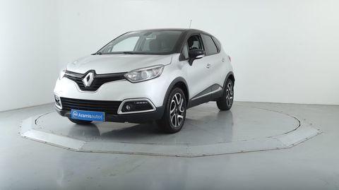 Renault Captur 0.9 TCe 90 BVM5 Intens 2016 occasion Sotteville-lès-Rouen 76300