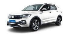 Volkswagen T-Cross 1.0 TSI 110 Start/Stop BVM6 Lounge suréquipé 2021 occasion Mougins 06250