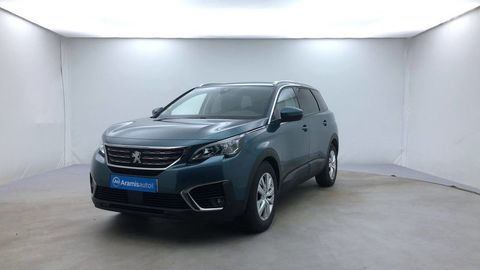 Peugeot 5008 1.6 BlueHDi 120 BVM6 Active 2017 occasion Woippy 57140