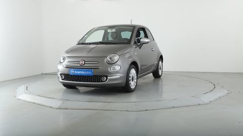 Fiat 500 1.2 69 BVM5 Lounge 2018 occasion Mauguio 34130