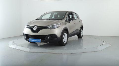 Renault Captur 1.5 dCi 90 BVM5 Life 2015 occasion Clermont-Ferrand 63000