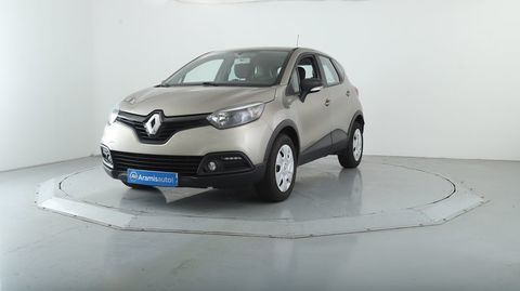 Renault Captur 1.5 dCi 90 BVM5 Life 2015 occasion Woippy 57140