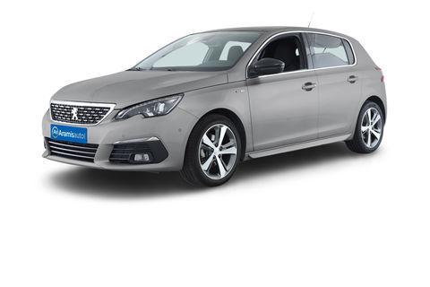 Peugeot 308 1.5 BlueHDi 130 BVM6 GT Pack 2021 occasion Mougins 06250