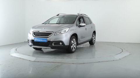 Peugeot 2008 1.6 BlueHDi 100 BVM5 Allure 2015 occasion Dammarie-les-Lys 77190
