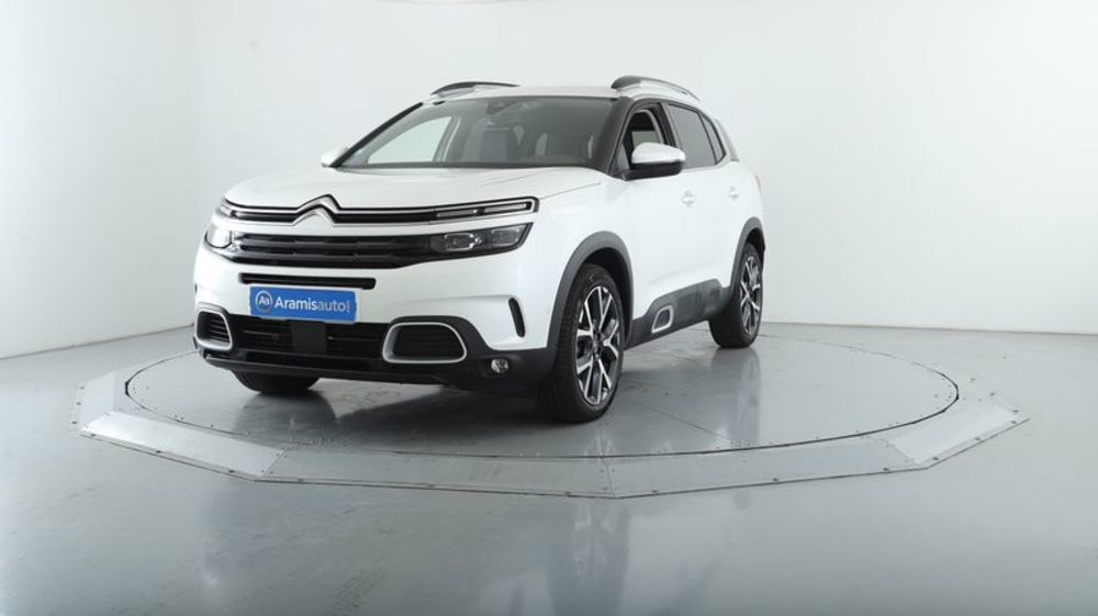 C5 aircross 2.0 BlueHDi 180 EAT8 Shine 2021 occasion 33520 Bruges