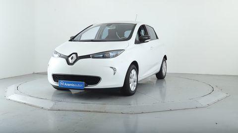 Renault Zoé R240 - Batteries en location Life 2016 occasion Les Ulis 91940
