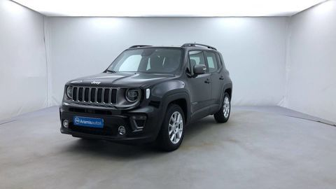 Jeep Renegade 1.3 GSE T4 150 BVR6 Limited 2019 occasion Seclin 59113