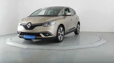 Renault Scénic 1.3 TCe 140 BVM6 Intens 2018 occasion Seclin 59113