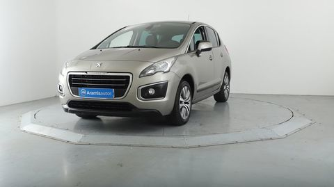 Peugeot 3008 1.6 HDi 115 BVM6 Active + GPS 2014 occasion Dammarie-les-Lys 77190