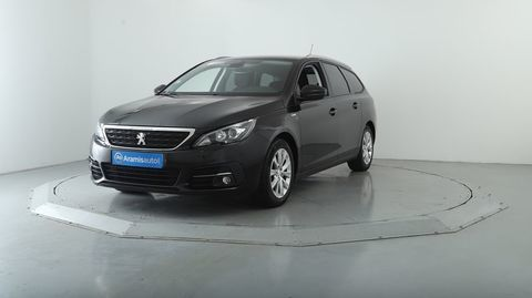 Peugeot 308 SW 1.5 BlueHDi 130 BVM6 Style 2019 occasion Rennes 35000