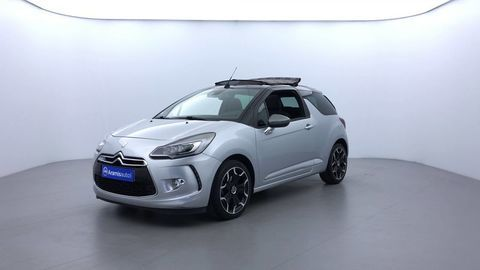 Citroën DS3 1.6 THP 155 BVM6 Sport Chic 2014 occasion Labège 31670