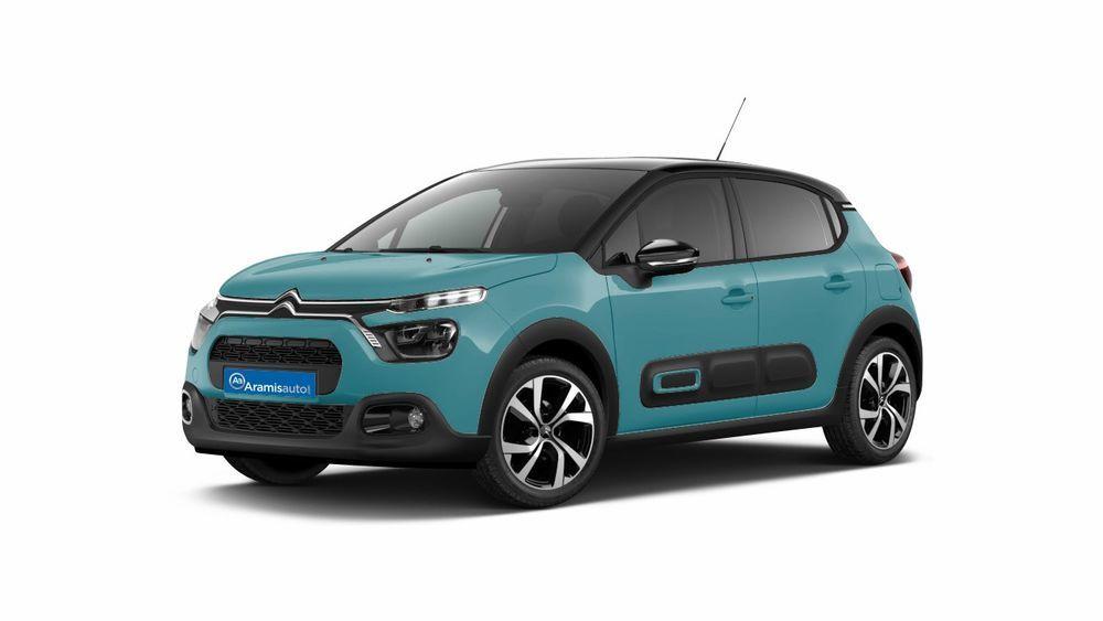 C3 1.5 BlueHDi 100 BVM6 Feel Pack Suréquipée 2021 occasion 35000 Rennes