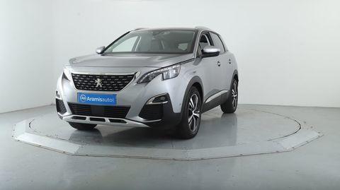 Peugeot 3008 1.5 BlueHDi 130 EAT8 Allure 2018 occasion Les Ulis 91940