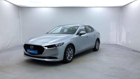 Mazda Mazda3 2.0L Skyactiv-G 122 BVA6 Business 2021 occasion Carpiquet 14650