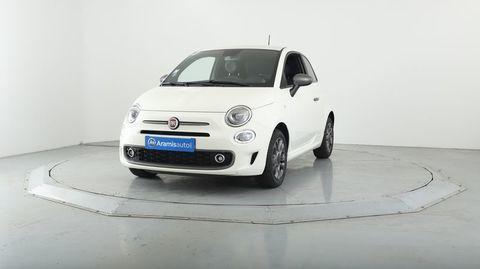 Fiat 500 1.2 69 BVM5 S 2019 occasion Aix-en-Provence 13100