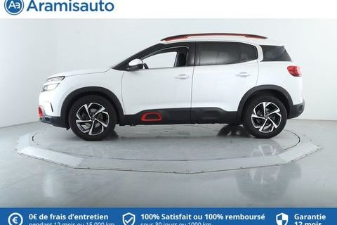 C5 aircross 1.5 BlueHDi 130 BVM6 Shine 2019 occasion 33520 Bruges
