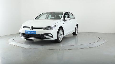Volkswagen Golf 1.5 TSI 150 Style 1st +Matrix Led Surequipée 2020 occasion Seclin 59113