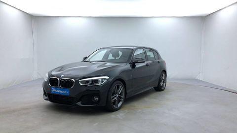 BMW Série 1 118i 136 AUTO M Sport + Cuir 2018 occasion Arcueil 94110
