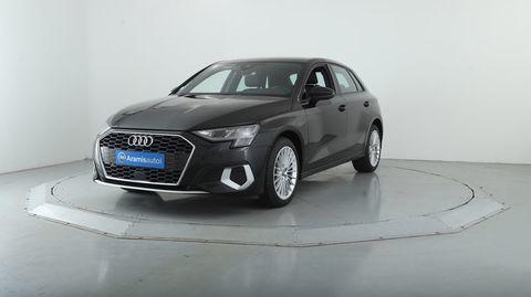 Audi A3 35 TFSI 150 Stronic 7 Design +GPS MMI Plus Surequipée 2020 occasion Souffelweyersheim 67460