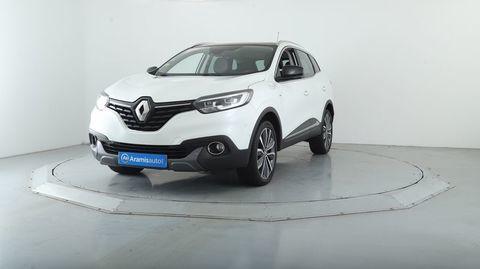 Renault Kadjar 1.6 dCi 130 BVM6 Intens +Toit Pano 2017 occasion Seclin 59113