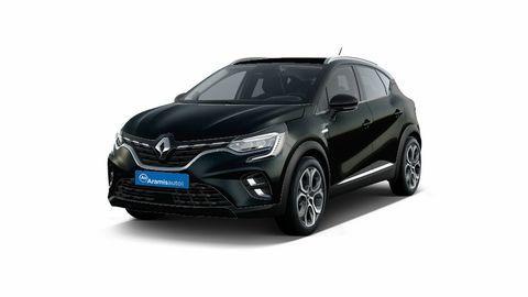Renault Captur E-Tech Plug-in 160 Intens + Pack Techno 2020 occasion Mauguio 34130