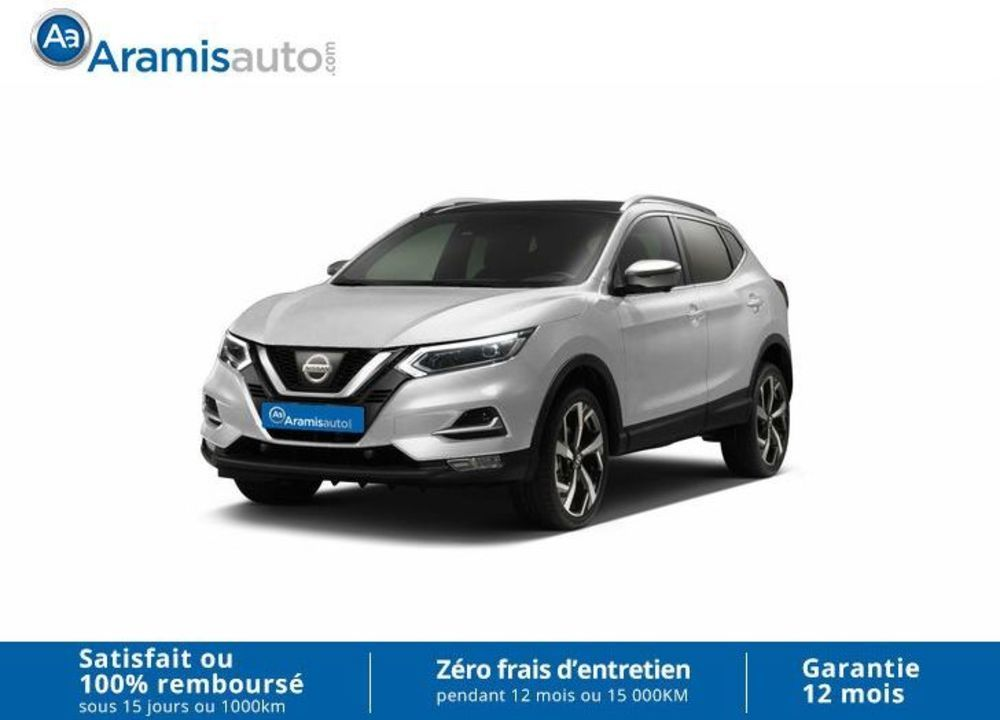 aramisauto toulouse nissan qashqai 1 6 dci 130 auto n. Black Bedroom Furniture Sets. Home Design Ideas