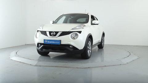 Nissan Juke 1.5 dCi 110 BVM6 N-Connecta 2018 occasion Décines-Charpieu 69150