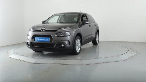 Citroën C4 cactus 1.2 PureTech 110 BVM6 Feel Suréquipée 2020 occasion Donzère 26290