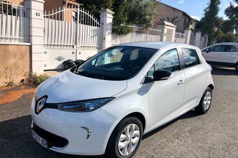 Renault Zoé Life 2015 occasion Martigues 13500