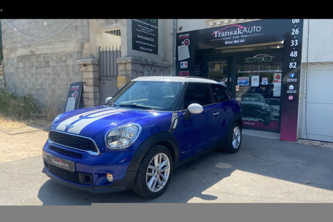 Paceman Mini 190 ch Cooper S Pack Red Hot Chili II 2015 occasion 13320 Bouc-Bel-Air