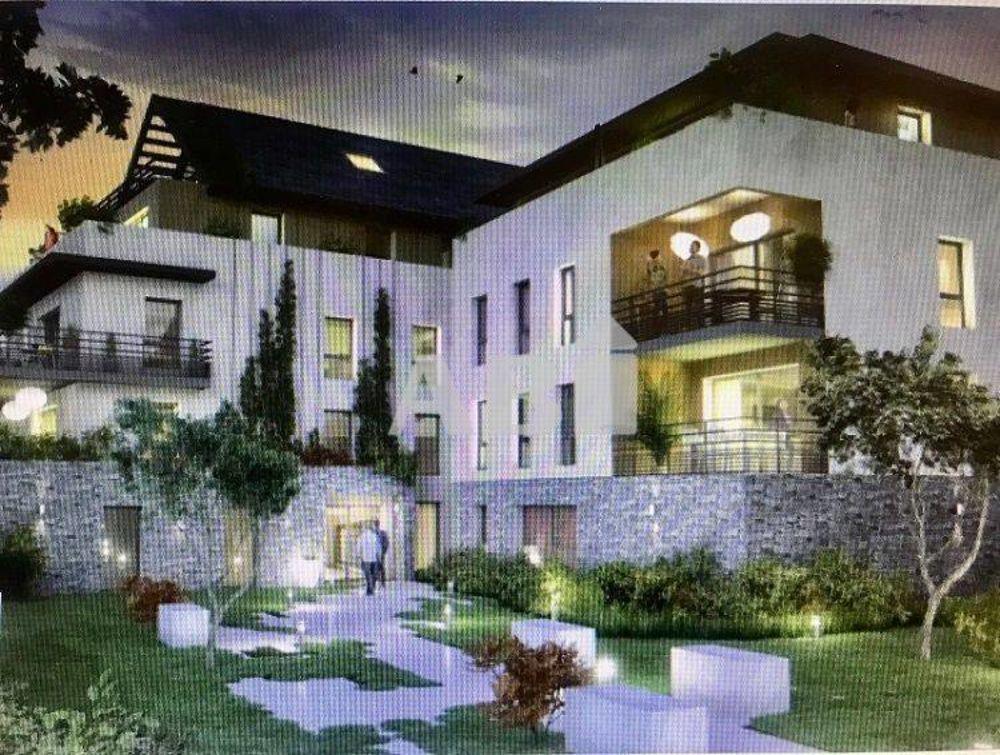 Vente Appartement Au cœur de DIVONNE-LES-BAINS, résidence en R+3 prestations haut de gamme. Divonne-les-bains