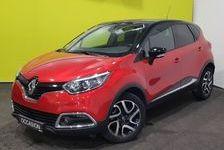 Renault Captur dCi 90 Energy eco² - Intens 2017 occasion Vendeville 59175