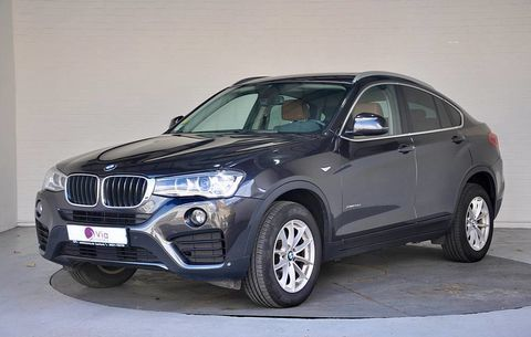 BMW X4 xDrive 20 d 190cv LOUNGE 2017 occasion Dunkerque 59240