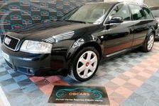 Audi A6 S6 quattro 4172cm3 340cv carte grise gratuit GPL 2001 occasion Fleury-les-Aubrais 45400