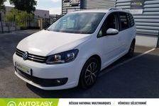 Volkswagen Touran 1.6 TDI 105 CV CONFORTLINE 7 p 2012 occasion La Teste de Buch 33260