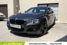 BMW Série 3 320d Xdrive 190 M sport black shadow 2018 occasion Toulon 83000