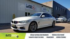 BMW Série 4 Coupé 425dA 268 ch Pack M 2014 occasion Thionville 57100