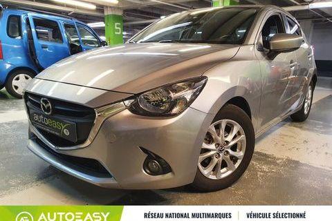 Mazda Mazda2 1.5 SKYACTIV 90 CH DYNAMIQUE 34500 KMS 2016 occasion Nice 06300