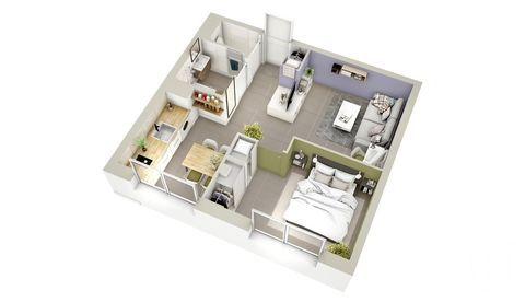 Vente Appartement Lyon 8