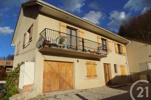 Appartement Morez (39400)
